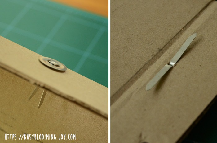 diy gift box grip binder