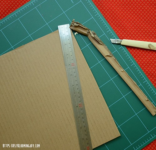 easy diy gift box - 2