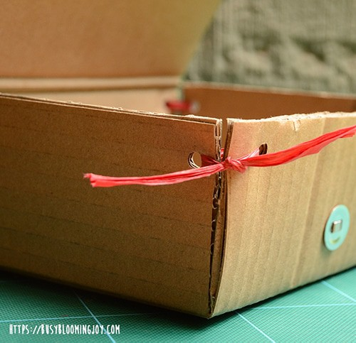 easy diy gift box - 8