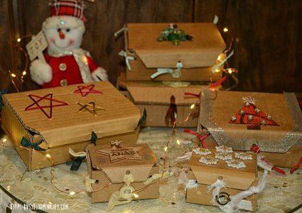 Stunning Gift Box Decoration Ideas