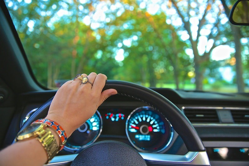 sleep associations can develop with lots of car journeys