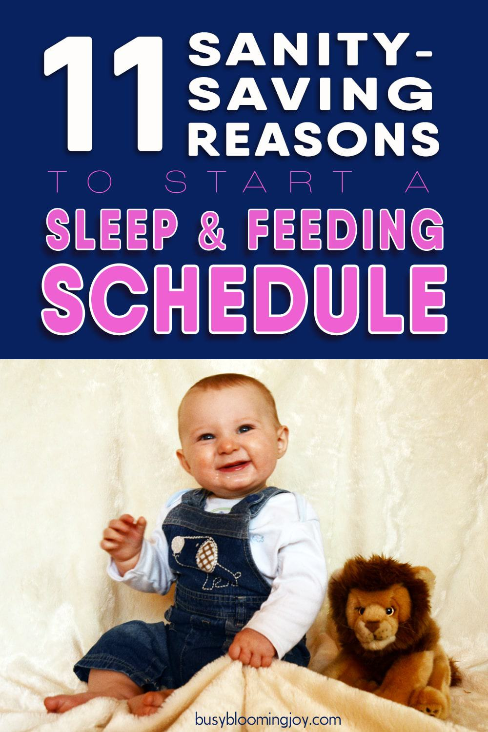 11 Sanity-Saving Reasons To Start A Newborn Sleep & Feeding Schedule