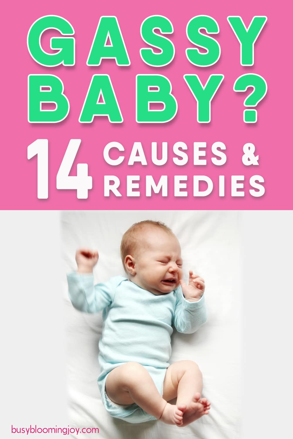 Newborns are gassy - it may even make your baby cry inconsolably – colic – and scream out in pain. Wondering how to help your gassy newborn? If you're breastfeeding it could be your diet making your newborn gassy, colicky & cause acid reflux. But gas is also common in formula-fed babies. There are lots of causes but some easy remedies plus treatments & products that claim to offer gas relief. Find out how to help your gassy newborn here – causes, remedies, treatments for gas relief.