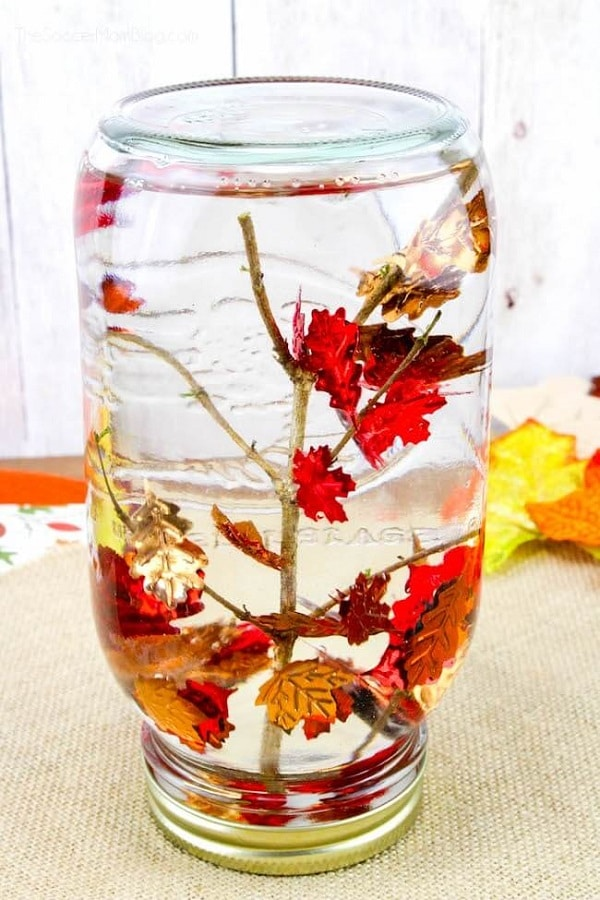 Falling-Leaves-Sensory-Bottle-2