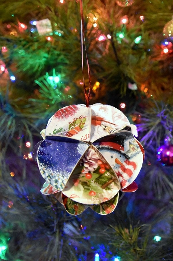 3-d-Christmas-Card-Ornament-DIY-Craft