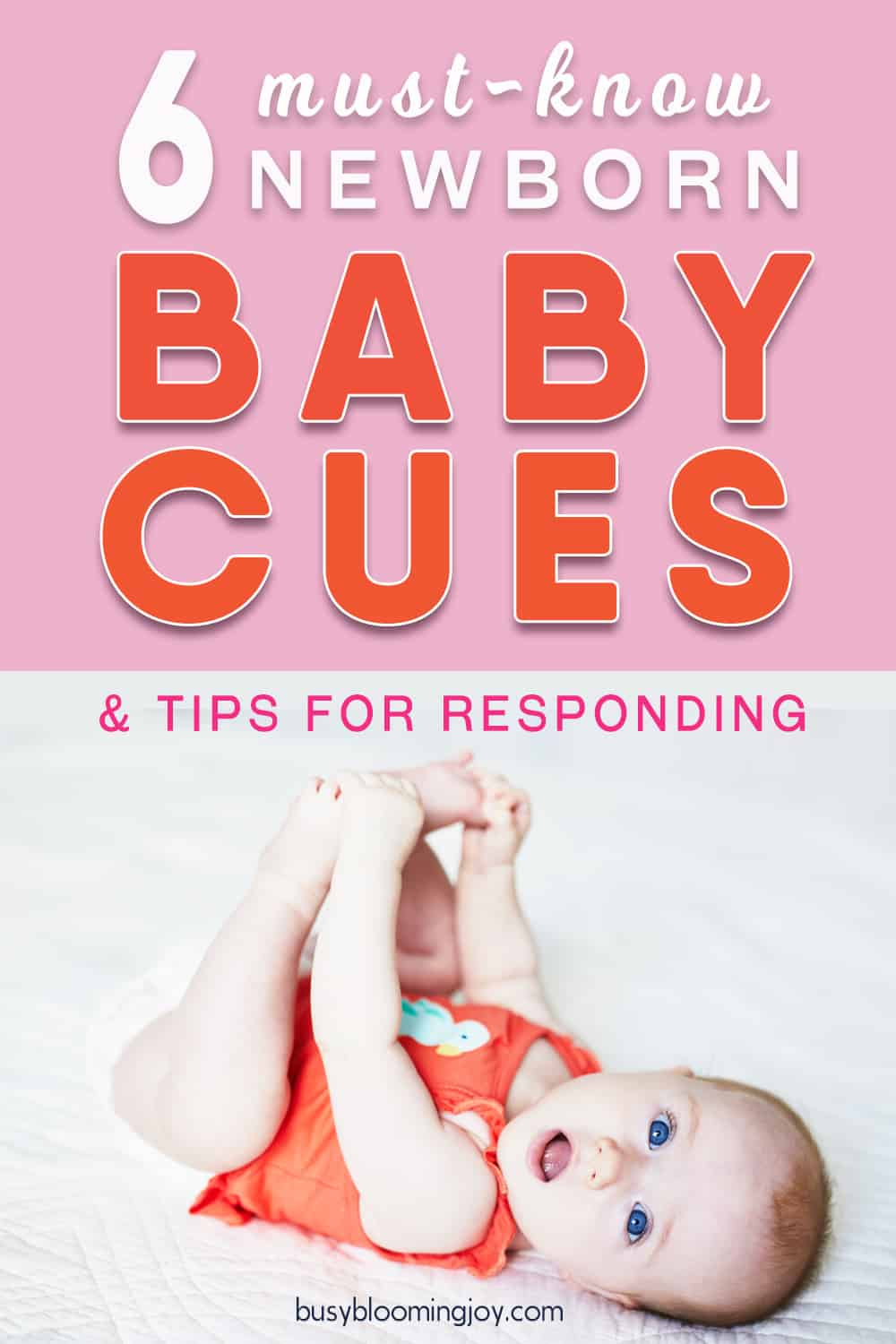 BABY CUES FEATURE