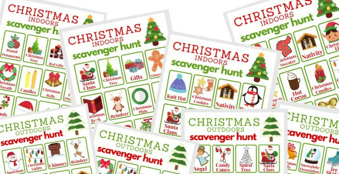 Christmas-Scavenger-Hunt-Printables-toddler activity