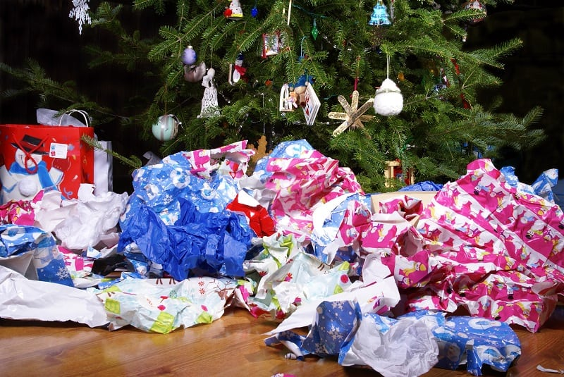 For a sanity-saving family Christmas tradition, pace the present opening