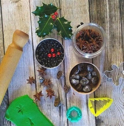 the_crafty_kiwi_teacher christmas activity for preschoolers