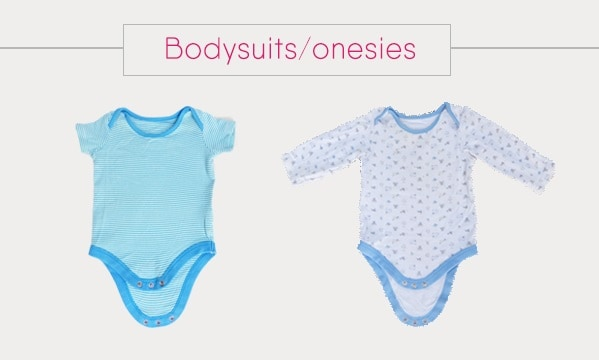 WHEN IT COMES TO what should a newborn wear to sleep - a bodysuit can be the first layer