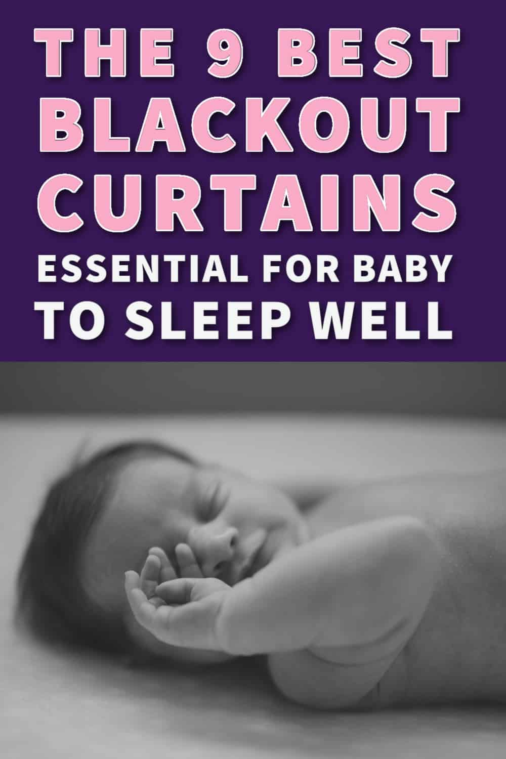 best blackout shades for nursery FEATURE IMAGE