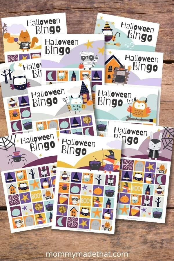 toddler Halloween party idea